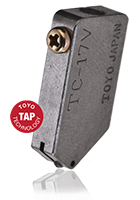 TC-17HV TAP Wheel™<br/>- Straight Blade