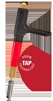 TC-21PVR Custom Grip<br/>Supercutter - TAP Pattern